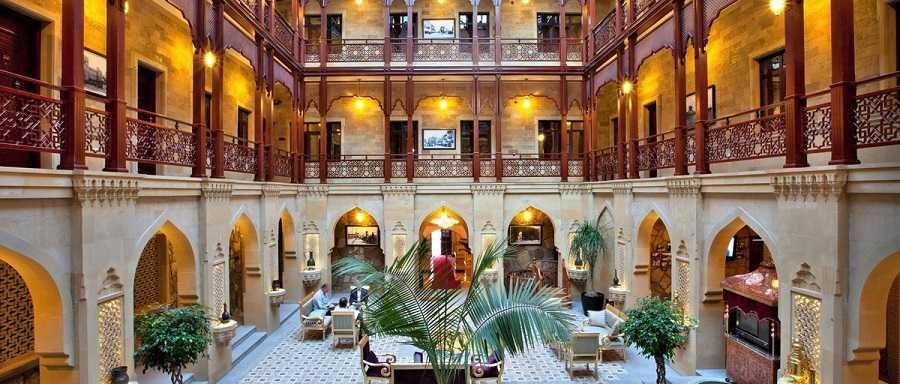 Shah Palace Hotel 4