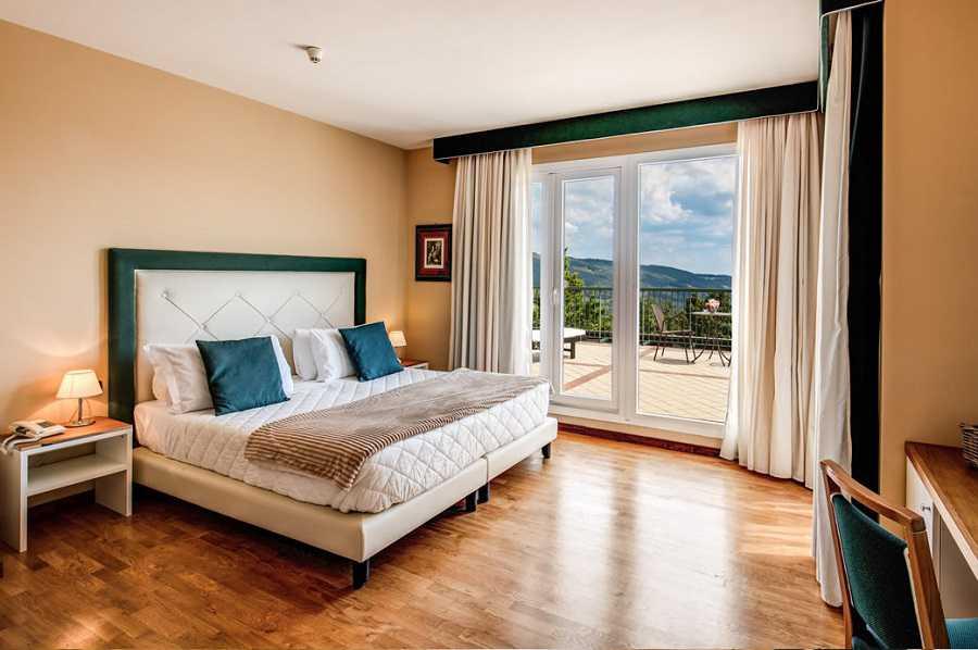 Тоскана - Demidoff Country Resort Hotel