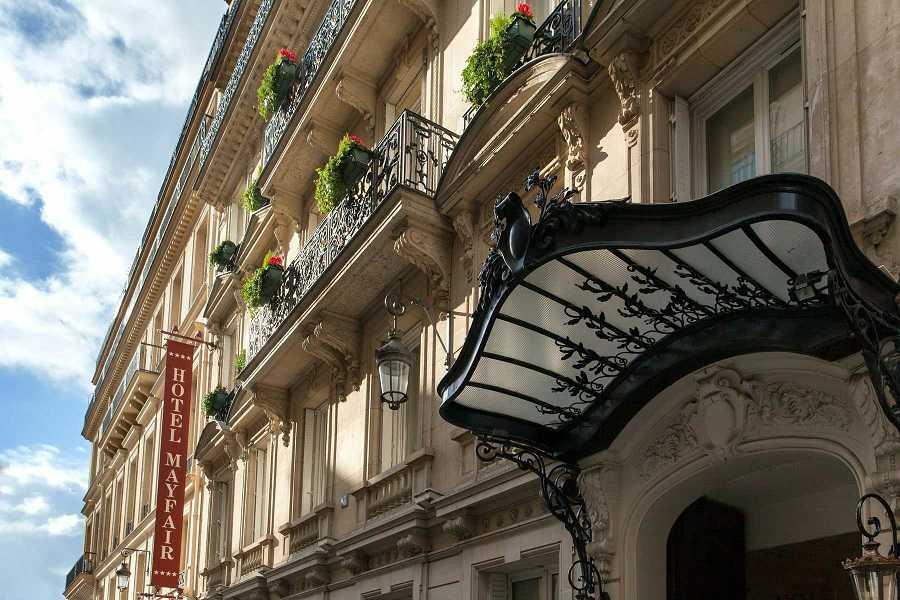 Париж - Hotel Mayfair