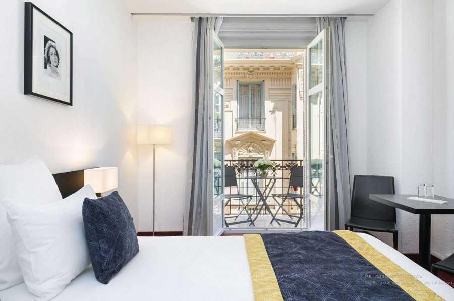 Ницца - Hotel Massena Nice