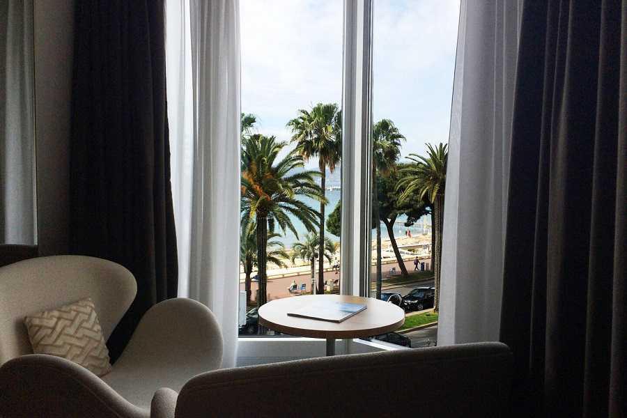 Канны - JW Marriott Cannes