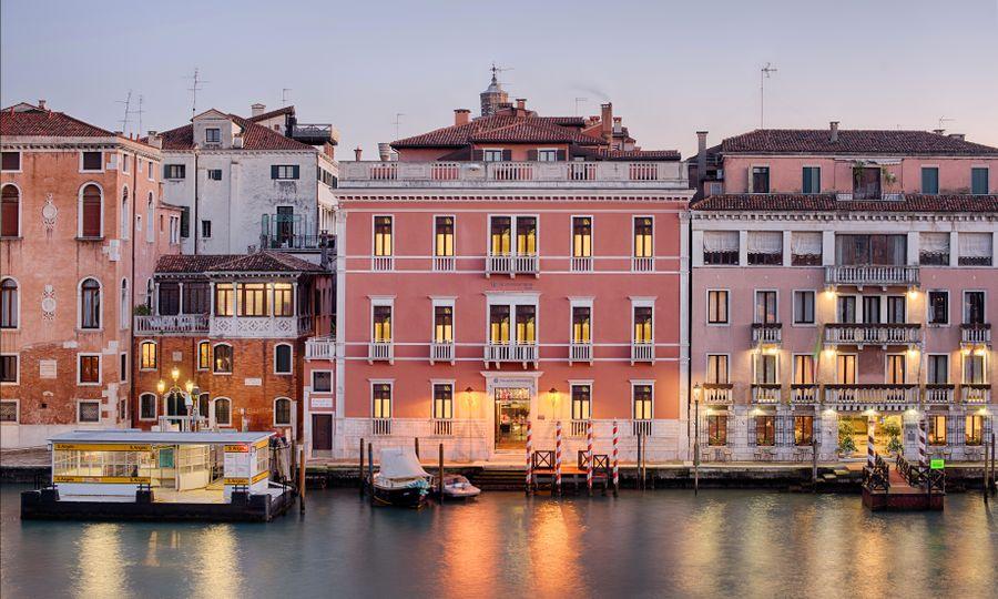 Венеция - Palazzo Barocci