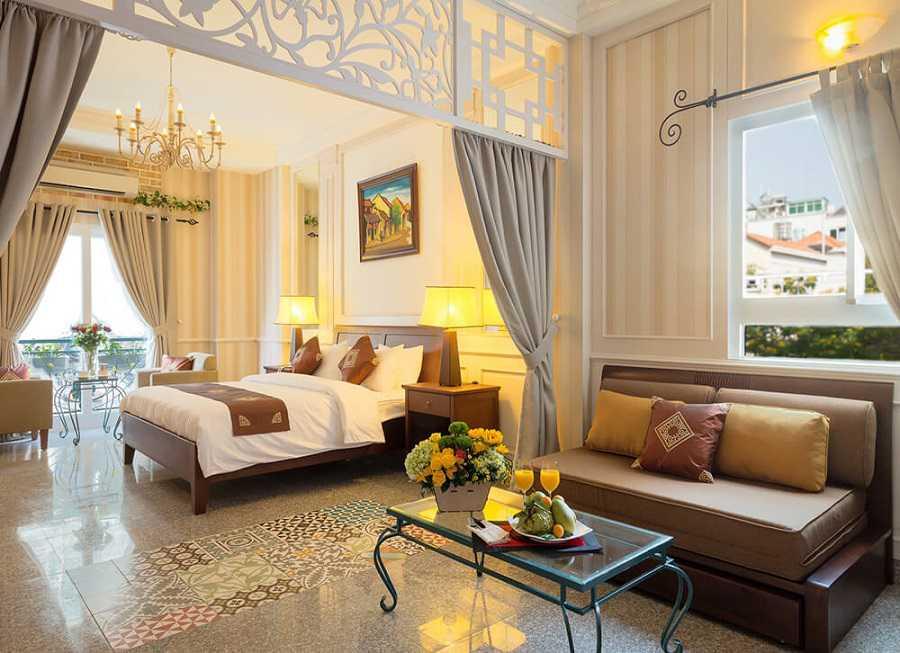 Ben Thang Boutique Hotel