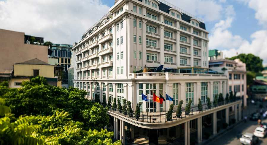De L'opera Hotel in Hanoi