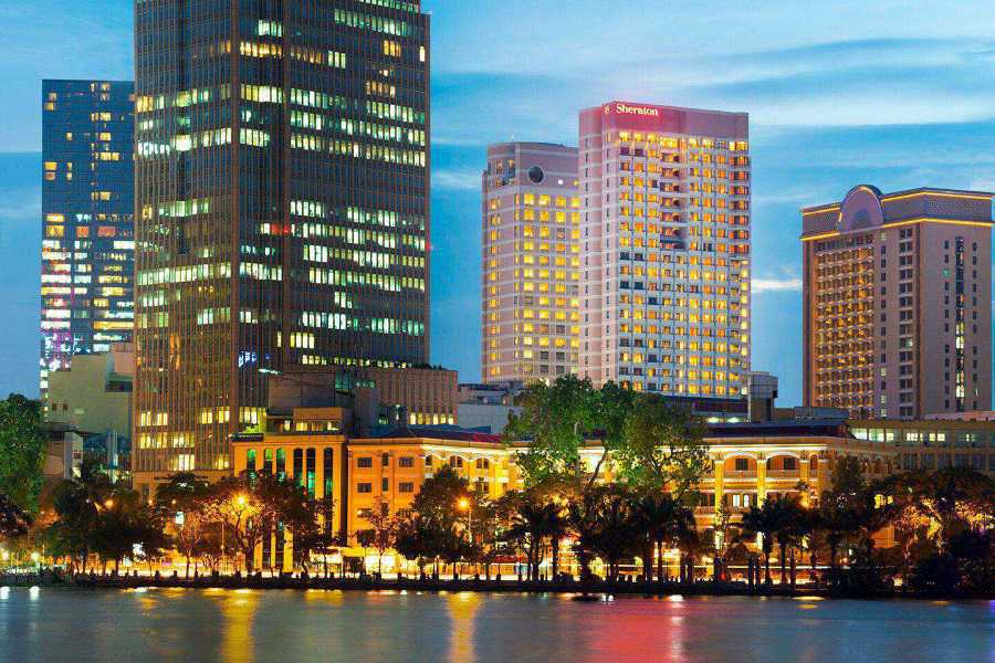 Sheration Saigonho Hotel and Towers