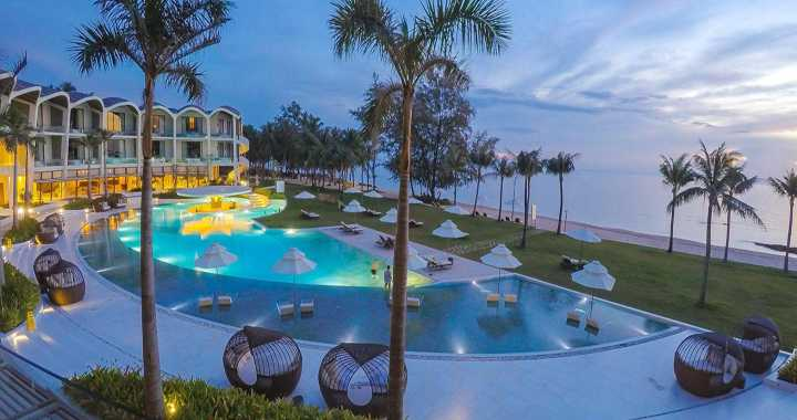 The Shells Resort and SPA